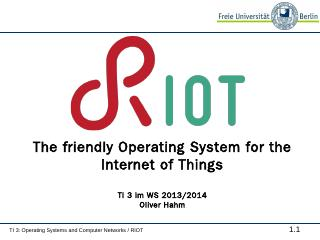 The friendly Operating System for the Interne...