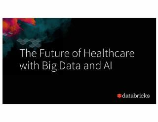 人工智能撑起的医疗健康行业未来