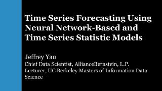 time series forecasting using recurrent neura...