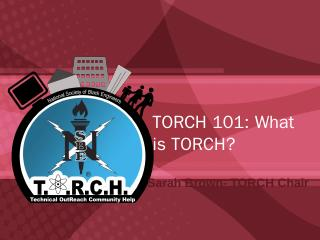 torch 101 - National Society of Black Engineers