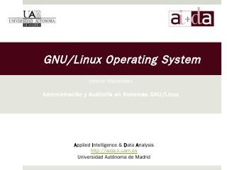 Transparencias Linux ...