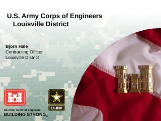 U.S. Army Corps of Engineers - IN.gov
