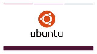 Ubuntu - Damian Gordon
