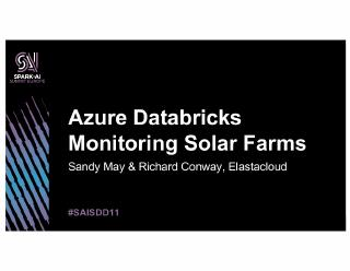 using-azure-databricks,structured streaming, ...