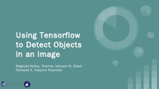 Using Tensorflow to Detect Objects in an Imag...
