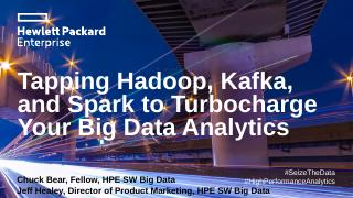 Vertica & HPE Big Data - HPE Advanced Analyti...