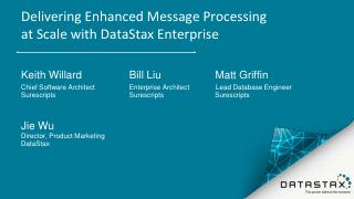 Webinar - Delivering Enhanced Message Process...