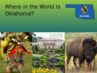 Where in the World is Oklahoma? - Jenks Publi...
