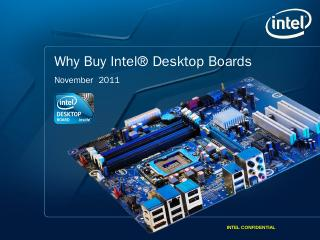 Why Buy Intel Desktop Boards - Microsoft Down...