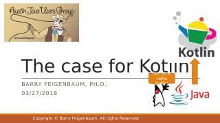 为什么选择Kotlin?