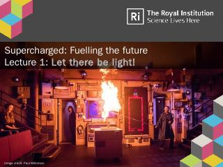 Wind-up torch - The Royal Institution