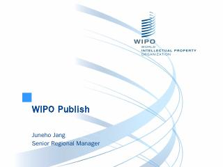 WIPO Publish