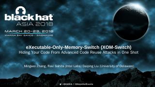 XOM-Switch - Black Hat