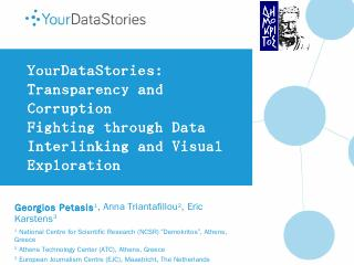 YourDataStories