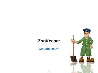 ZooKeeper - Personal Web Pages